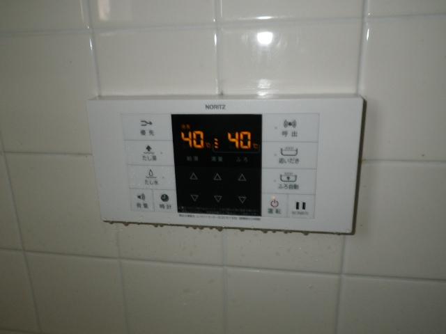ノーリツ RC-B001 (浴室リモコン)
