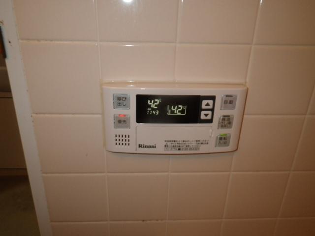 リンナイ BC-124V(浴室リモコン)