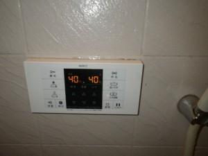 ノーリツ リモコンRC-B001(浴室)