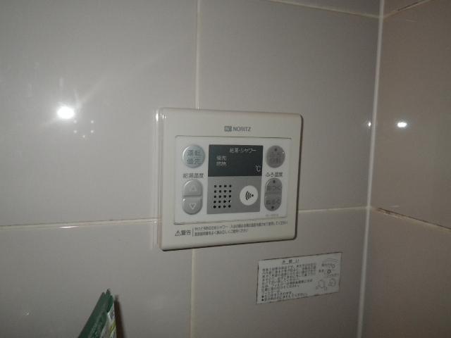 既設浴室リモコン取替前