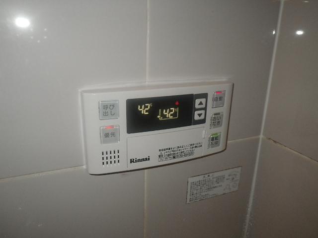 リンナイ MBC-120V 浴室リモコン