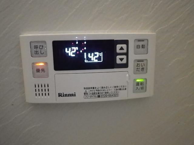 リンナイ 浴室リモコン MBC-120V